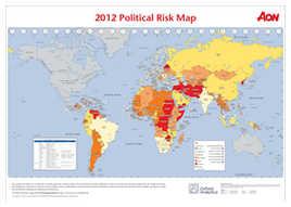 2012 Political Risk Map thumb